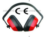 Simple Style Red Safety Earmuff
