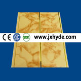 Wooden Colour Hot Stamping PVC Ceiling and Wall Panel
