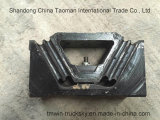 Sinotruk HOWO Foton Truck Engine Rear Support Spare Parts (199100590031)