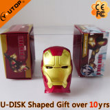 Promotion Gift Creative Iron Man USB Flash Disk (YT-3710)