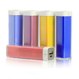 2600mAh Portable Lipstick Power Bank Mobile Phone Accessories