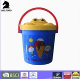 Hot Selling Durable Sunshine Sand Toy Bucket