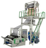 Elevator Rotary Head PE Film Blowing Machine for The Market Europe