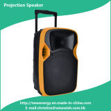 New Style Multimedia Active Prefessional Speaker with LED Projector