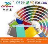 Panton Color Polyester Powder Coating with RoHS Certification