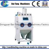Manual Plastic Products Dry Sandblasting Machine