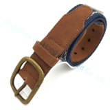 Newest Durable Men Belt with Alloy Buckle