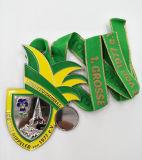 Promotional Customer Design Enamelled Metal Medal