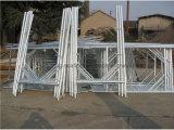 Scaffolding Steel Galvanized Scaffold Frame of Italian Style