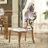 Luxury Design Beautiful Fabric Dining Chair