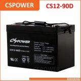 12V90ah JIS Standard SMF Auto Battery 12V 90ah 30h90r-N90