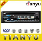1 DIN Temperature Sensor Car FM Receiver MP3 Player