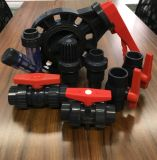 Pn16 PVC Valve and PVC Pipe Fitting