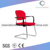 Hot Sale Red Fabric Office Meeting Furniture Training Chair