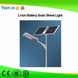 Ce UL Approved Top-Selling Product 30W -60W IP65 LED Solar Street Light