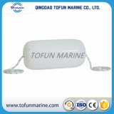 Centre Hole White Inflatable Marine Boat Fender