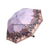 Double Layer Fabric Creative Seventy Percent off Sun Umbrella