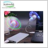 New Design Style LED Light Message Fan
