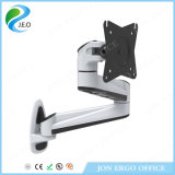 """Jeo 15""""-27′′ Inch Computer Screen Aluminum Structure Angle-Free Tilt Ys-Ae12W Monitor Stand"""
