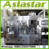 Fully Automatic Bottled Water Rinser Filler Capper
