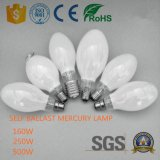 Ce RoHS Approved Self Ballasted Mercury Vapour Lamp for Outoor Flooding Lighting