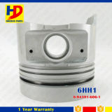 Excavator Diesel Engine Parts 6hh1 for Piston with Pin of OEM (8-94391-606-1)