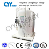Small Capacity Movable Cryogenic Liquid Storage Tank Container