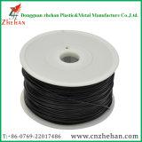 Black PC Filament Plastic 3D Printer Filament 1.75mm