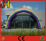 Advertising Inflatable Rainbow Arch for Sale