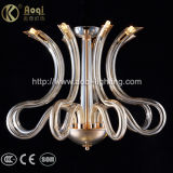 Modern Unique Glass Chandelier Light