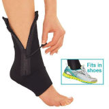 Zip up Compression Support Ankle Genie