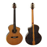 Yulong Guo a-Echoes All Solid Double Top Acoustic Guitar (SG03DCZ)