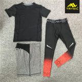 Fashion Sportswear Quick Dry and Comfortable Fitness Set for Men