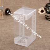 Luxury Design Folding Pet Clear Plastic Box Package for Sale