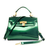 Patent Leather Handbags New Arrivel Teens Satchel Shoulder Bag