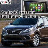Android GPS Navigation System Video Interface Box for Opel, Buick Regal, Lacrosse, Enclave, Chevrolet Malibu (CUE SYSTEM) Touch Navigation, WiFi, Bt, Mirrorlink