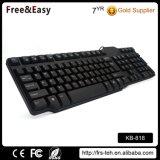 109 Keys Wired Waterproof Keyboard
