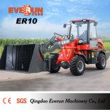 China Factory Machine Everun 1.0ton Small Wheel Loader