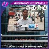 Programming Outdoor Full Video Low Price LED DOT Matrix Display Board