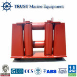 Approved Marine Fittings Roller Fairleads Mooring / Mooring Cleats