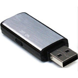 8g Build in Li Battery Metal Shell USB Audio Recorder