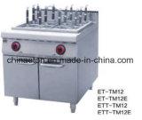 Electric Pasta Cooker with Cabinet ETT-TM12E