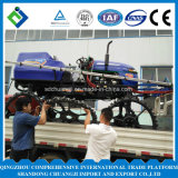 4 Wheels Self-Propelled Tractor Mounted Sprayer for Farm Use
