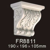 PU Exotic Corbels for Building Decoration
