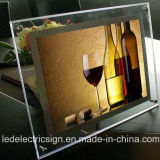 Window Display for Advertisement LED Acrylic Light Box