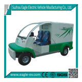 Electric Garbage Collecting Car, Eg6020X, 2 Seats, CE Approved