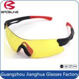 Wraparound Flexible Frame UV400 Hot Sale Promotional Sports Sunglasses Men
