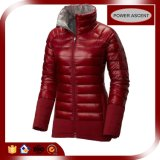 2016 Ladies Skinny Insulated Best Duck Feather Down Jacket