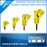 Box Silent Type Hydraulic Breaker for 4~7ton Excavator