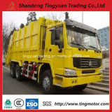 HOWO 6*4 Garbage Truck/Dust Cart/Tip Truck
